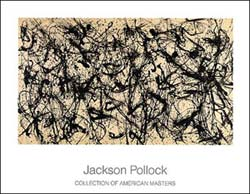 Jackson Pollock's Number 32, 1950